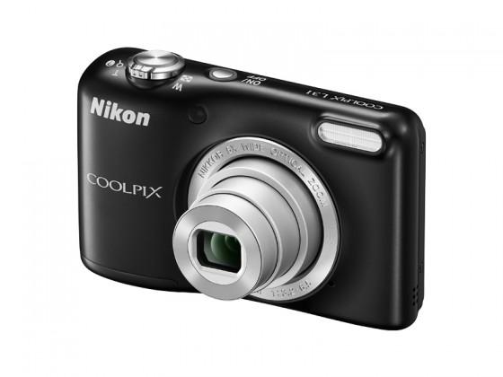 Digitální kompakt Nikon COOLPIX L31 black