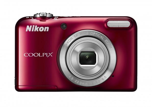 Digitální kompakt Nikon COOLPIX L31 red