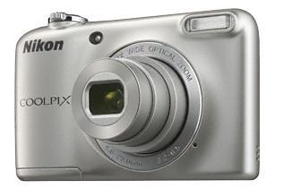 Digitální kompakt Nikon COOLPIX L31 silver