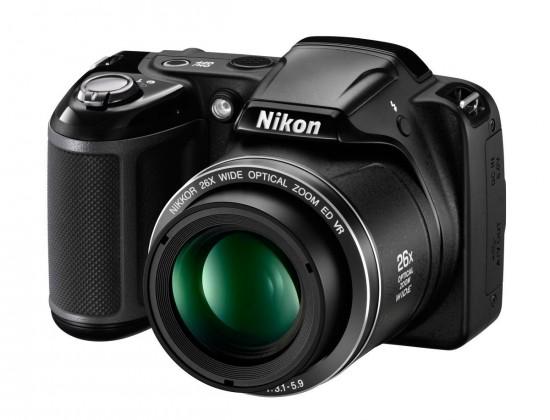 Digitální kompakt Nikon Coolpix L330 Black