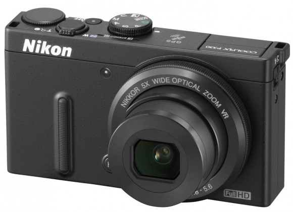 Digitální kompakt Nikon Coolpix P330  Black
