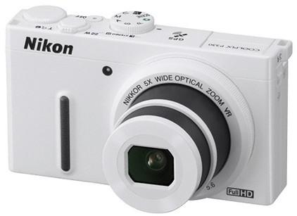 Digitální kompakt Nikon Coolpix P330  White