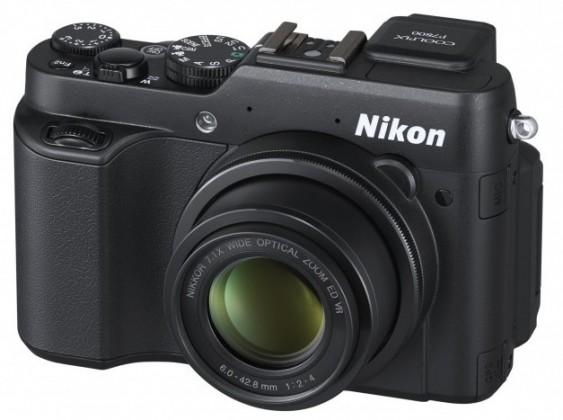 Digitální kompakt NIKON COOLPIX P7800 - 12,2 MP, 7,1x zoom VR