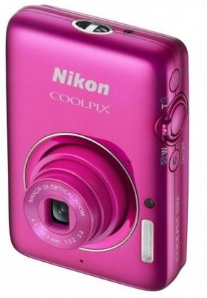 Digitální kompakt Nikon Coolpix S02  Pink