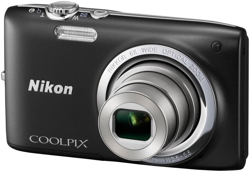 Digitální kompakt Nikon Coolpix S2700