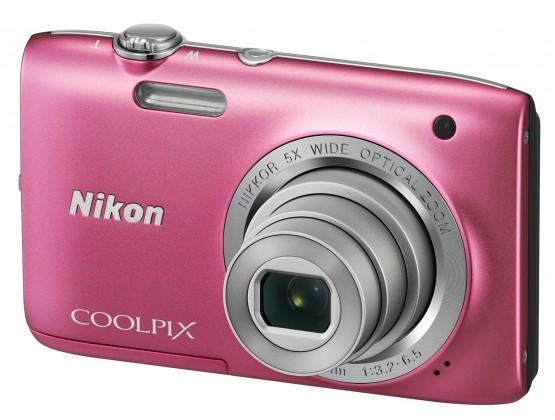 Digitální kompakt Nikon Coolpix S2800 Pink