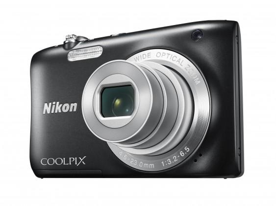 Digitální kompakt NIKON COOLPIX S2900 - 20,1 MP, 5x zoom - Black