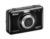 Digitální kompakt Nikon Coolpix S30 Black ROZBALENO