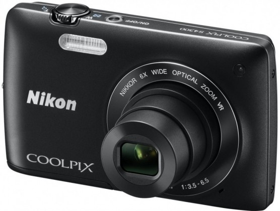 Digitální kompakt Nikon Coolpix S4300 Black