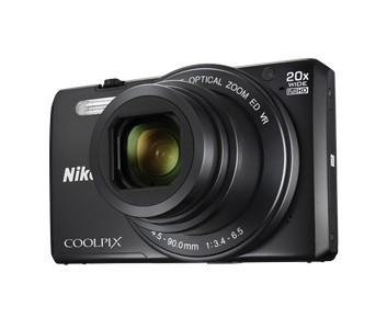 Digitální kompakt NIKON COOLPIX S7000