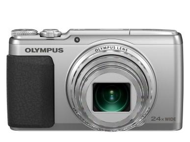 Digitální kompakt Olympus SH-50 silver