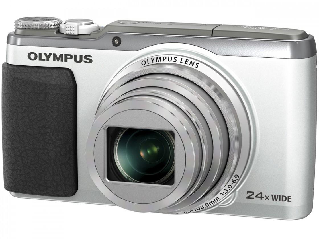 Digitální kompakt Olympus SH-60 Silver