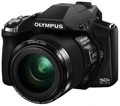Digitální kompakt Olympus SP-100EE Black