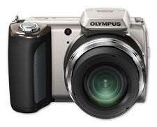 Digitální kompakt Olympus SP-620 Silver
