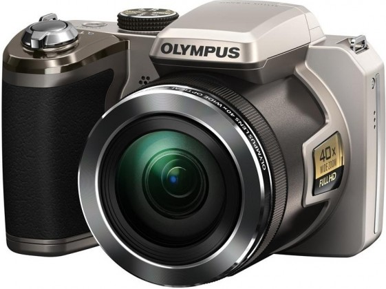 Digitální kompakt Olympus SP-820UZ Silver
