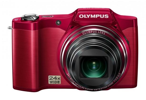 Digitální kompakt Olympus SZ-14 Red