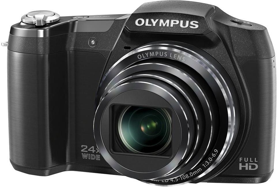 Digitální kompakt Olympus SZ-16 Black