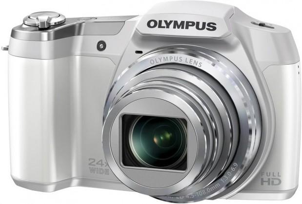 Digitální kompakt Olympus SZ-16 White