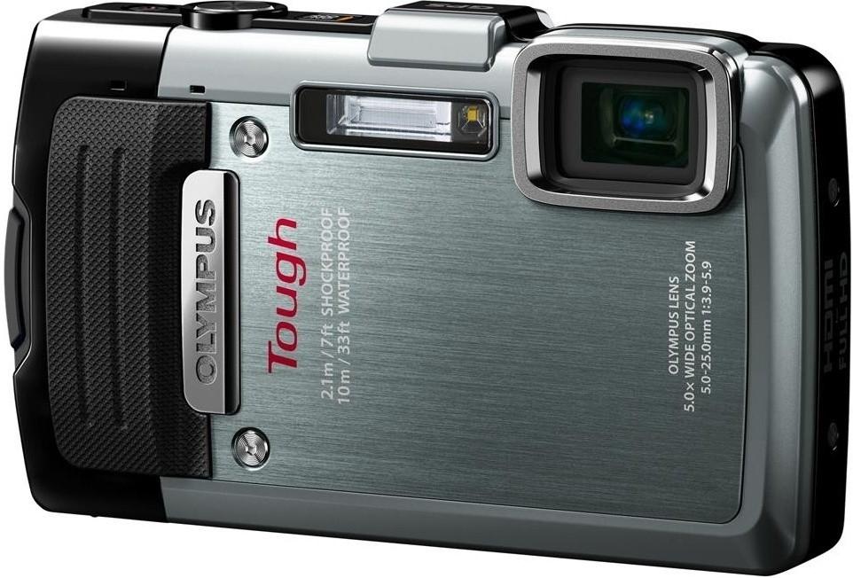 Digitální kompakt Olympus TG-830 Silver