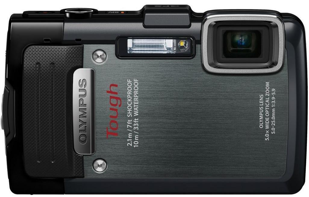 Digitální kompakt Olympus TG-835 Black