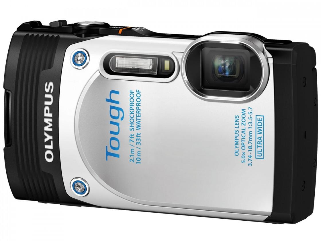 Digitální kompakt Olympus TG-850 White