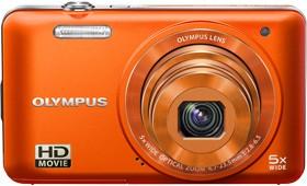 Digitální kompakt Olympus VG-160 Orange