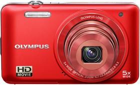 Digitální kompakt Olympus VG-160 Red
