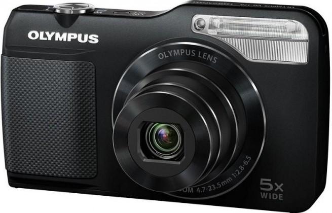 Digitální kompakt Olympus VG-170 Black