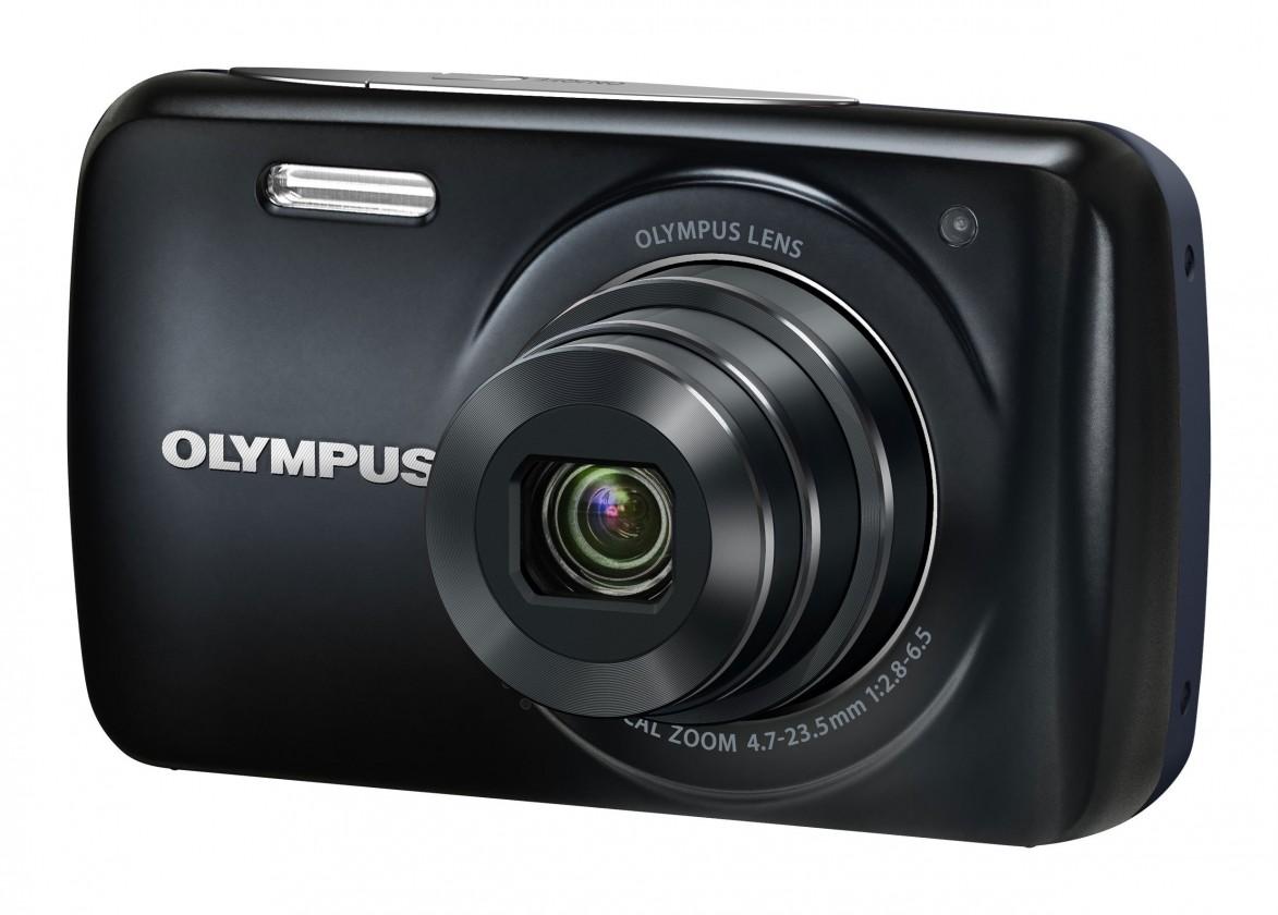 Digitální kompakt Olympus VH-210 Black