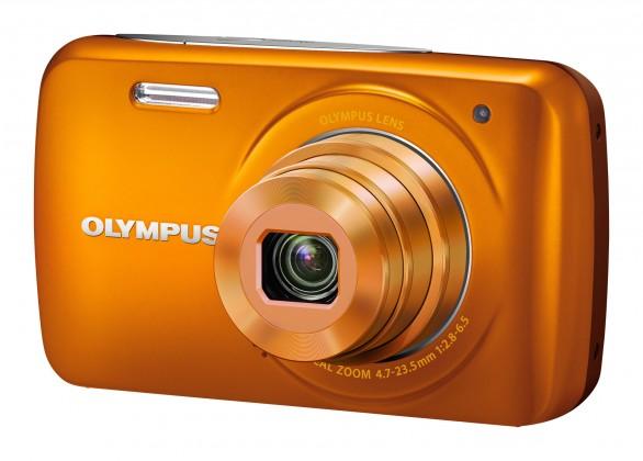 Digitální kompakt Olympus VH-210 Orange