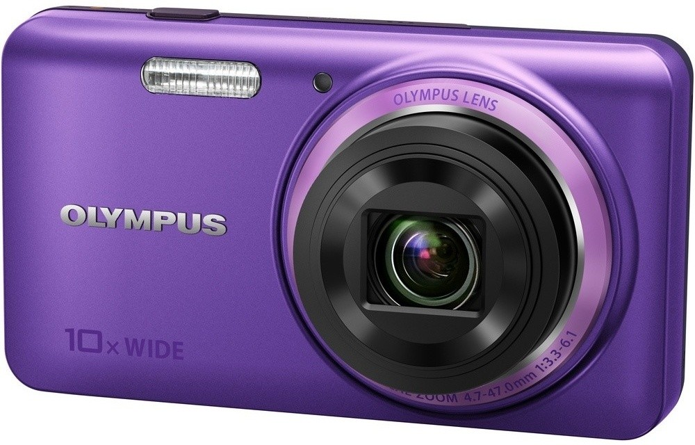 Digitální kompakt Olympus VH-520 Purple