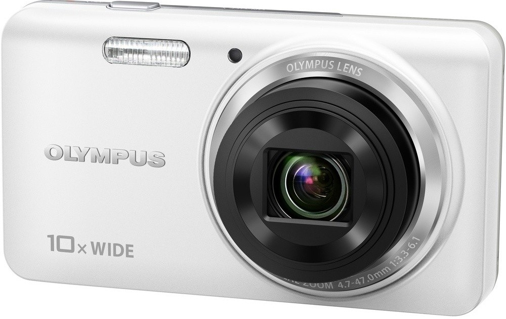 Digitální kompakt Olympus VH-520 White