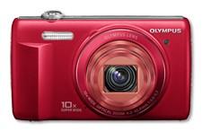 Digitální kompakt Olympus VR-340 Red