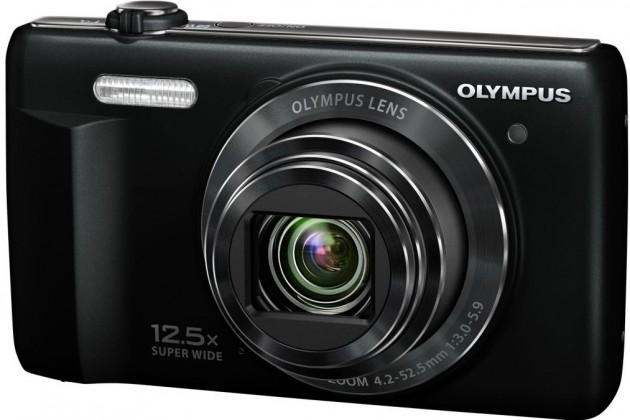 Digitální kompakt Olympus VR-370 Black