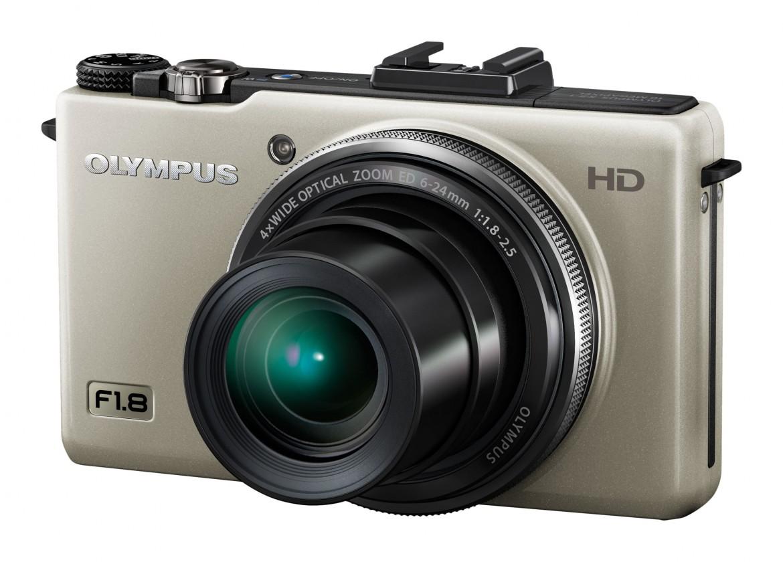 Digitální kompakt Olympus XZ-1 Silver