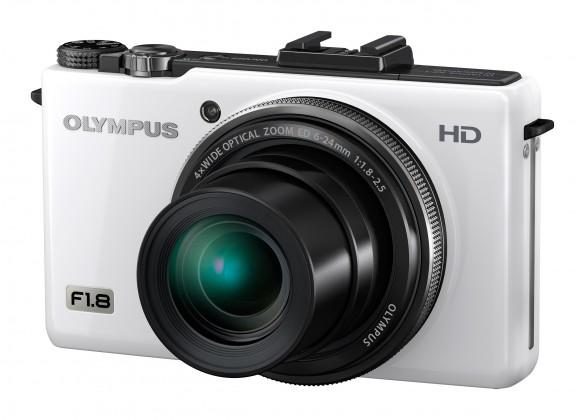 Digitální kompakt Olympus XZ-1 White