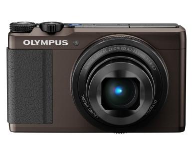 Digitální kompakt Olympus XZ-10 - 12 MP, 5x zoom iS - Brown
