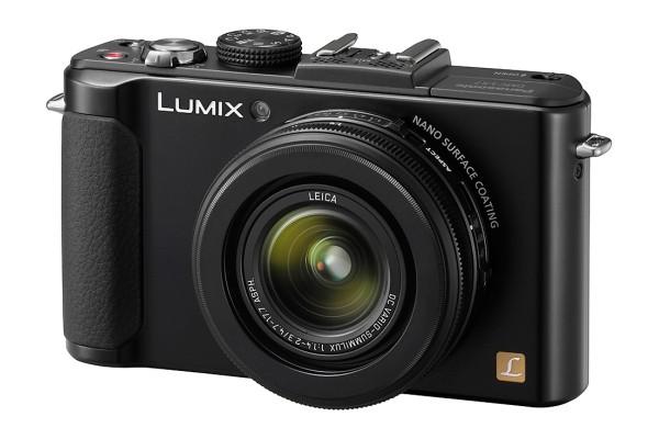 Digitální kompakt Panasonic DMC-LX7EP-K