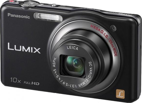 Digitální kompakt Panasonic DMC-SZ7EP-K