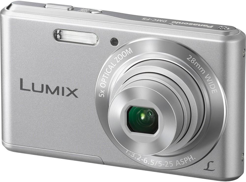 Digitální kompakt Panasonic Lumix DMC-F5