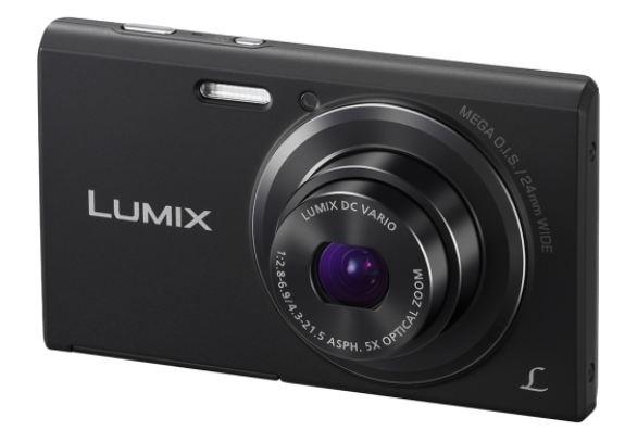 Digitální kompakt Panasonic Lumix DMC-FS50