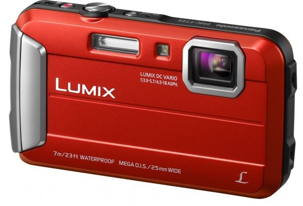 Digitální kompakt Panasonic Lumix DMC-FT25 ROZBALENO