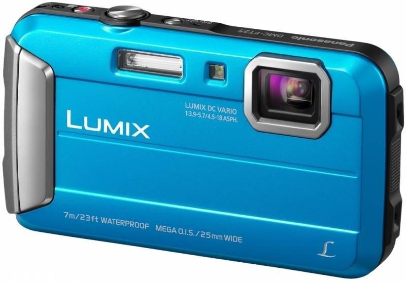 Digitální kompakt Panasonic Lumix DMC-FT25