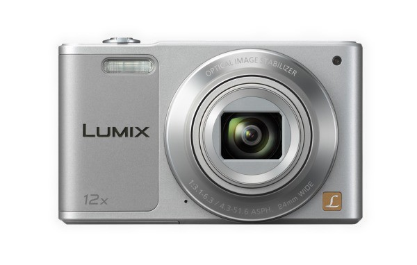 Digitální kompakt Panasonic LUMIX DMC-SZ10 stříbrný
