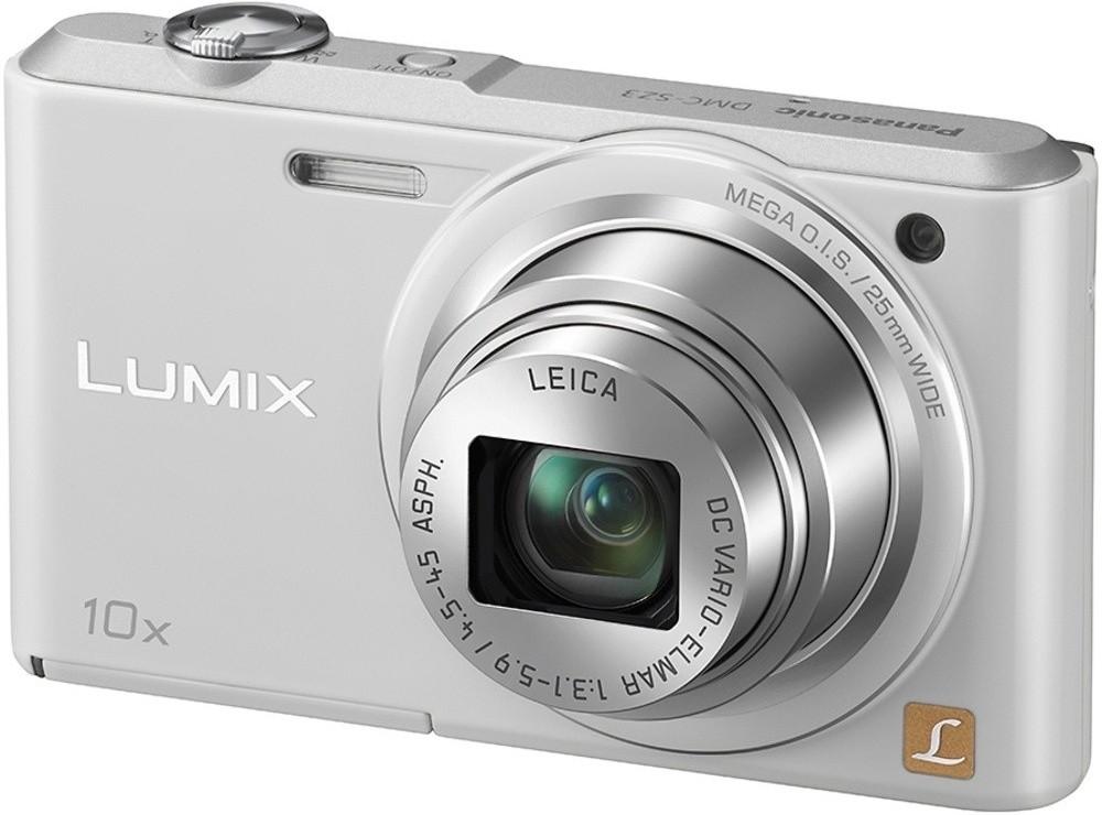 Digitální kompakt Panasonic Lumix DMC-SZ3