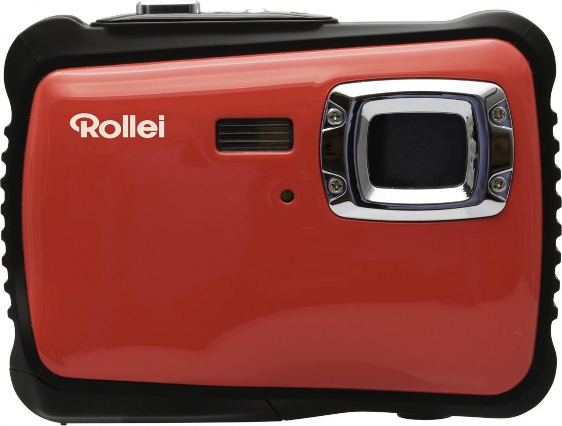 Digitální kompakt Rollei Sportsline 65, červená (obal v balení)