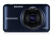 Digitální kompakt Samsung ES95, černý ROZBALENO