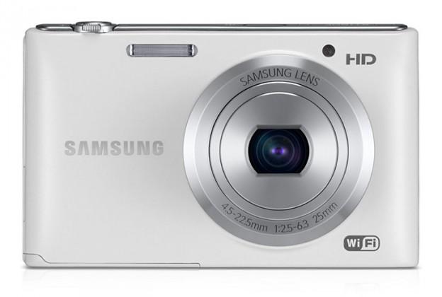 Digitální kompakt Samsung ST150F, bílý