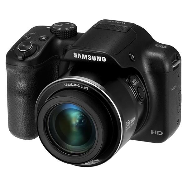 Digitální kompakt Samsung WB1100F, černý