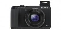 Digitální kompakt Sony Cyber-Shot DSC-HX20 Black ROZBALENO
